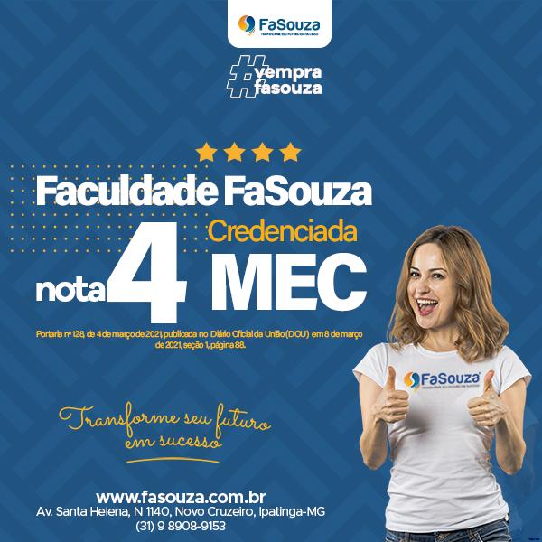 Graduação e Pós-Graduação na FaSouza