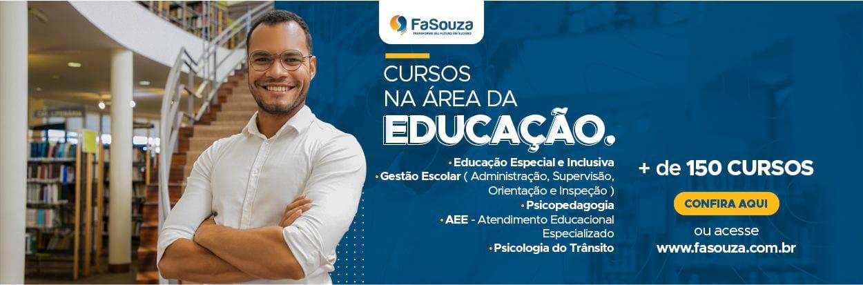 + de 150 Cursos de Pós-Graduação na área da Educação