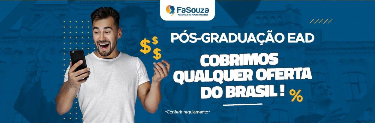 Cobrimos qualquer Oferta do Brasil