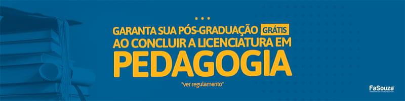Garanta sua Pós-Graduação Grátis ao Concluir a Licenciatura em Pedagogia
