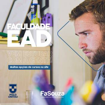 Graduação EAD FaSouza
