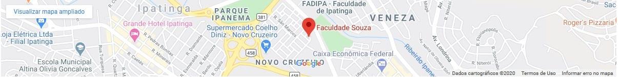 Mapa FaSouza