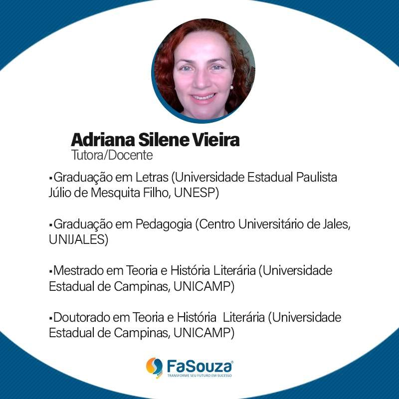 Adriana Silene Vieira