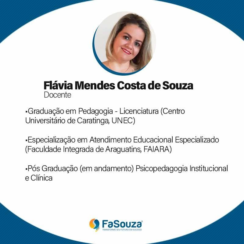 Flávia Mendes Costa de Souza