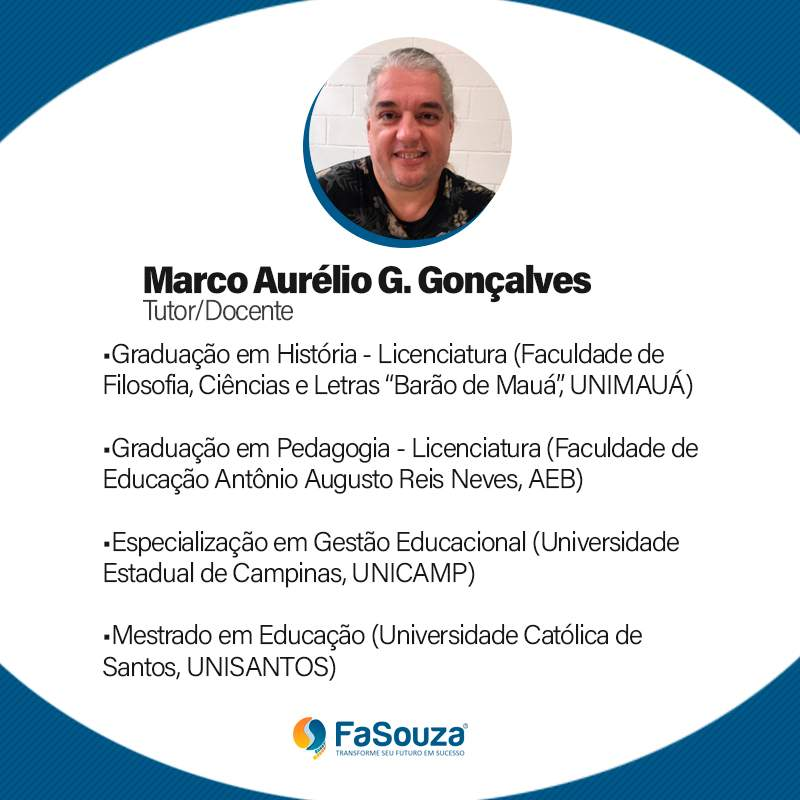 Marcos Aurélio G. Gonçalves